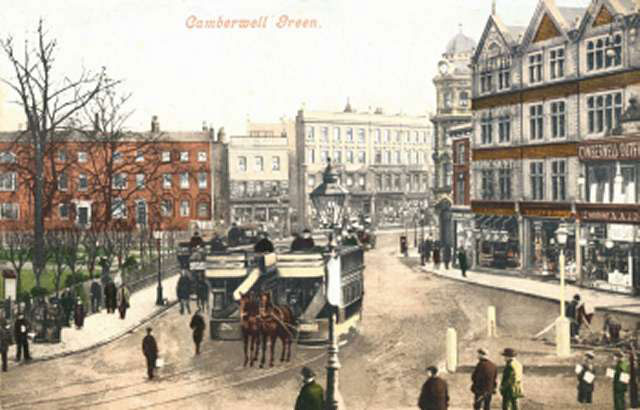 Camberwell Horse Buses