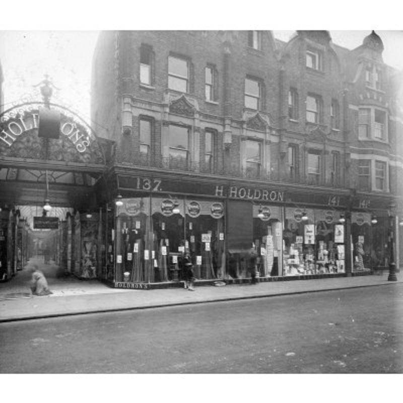 Holdrons Store Rye Lane