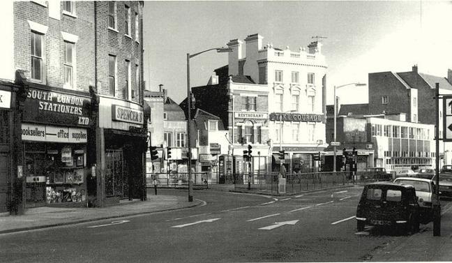 Peckham Hill Street
