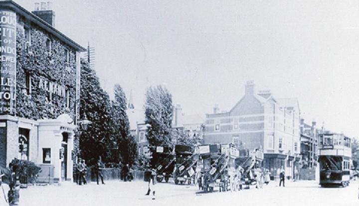Plough Pub 1907