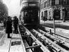 tram-track-repairs-1950-Keep the trams running