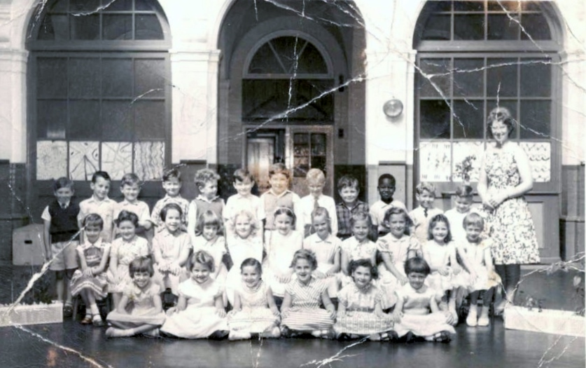 Heber Road infants, Joan Umlandt (nee Tarrant)