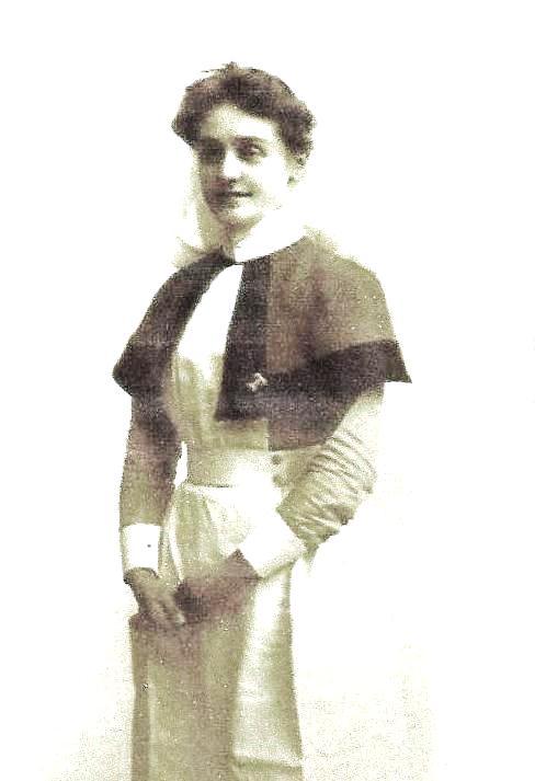 Lilian James 1911