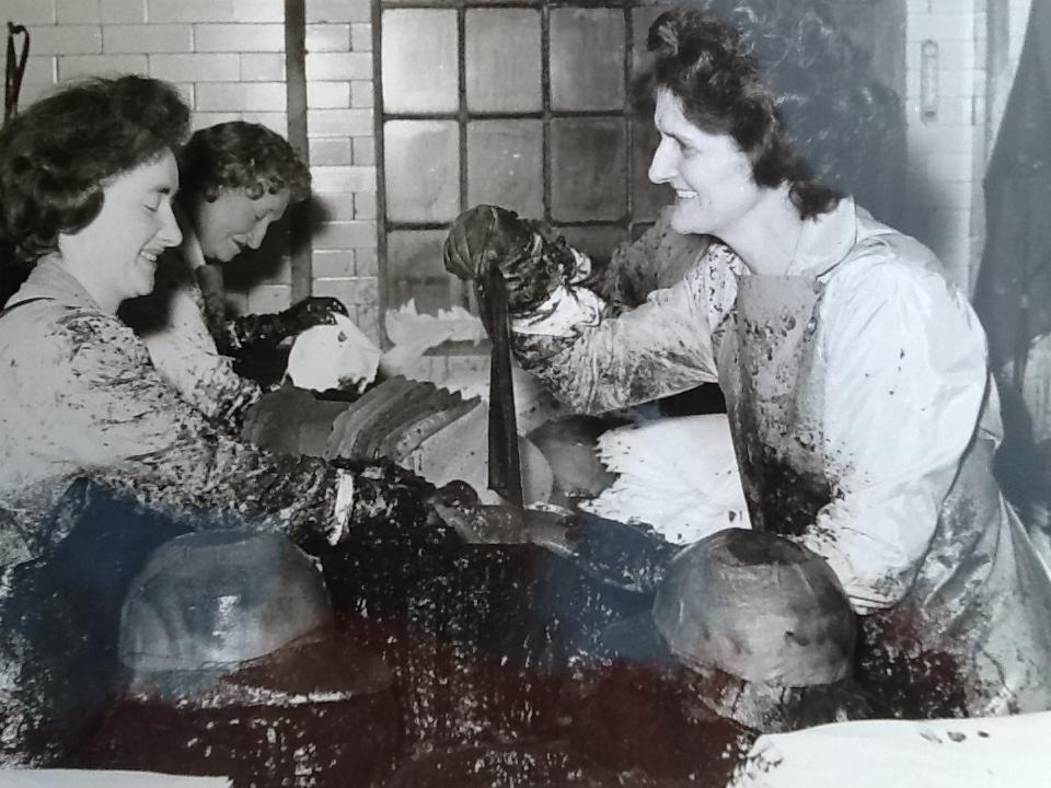 everitt vero goss workers 1956